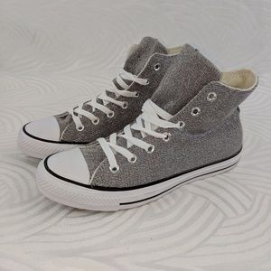 Converse All Star Hi Top Shoes Womens 8